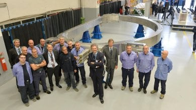 Fusione nucleare: pronto il primo magnete   ''Addio lavatrici, ora costruiamo il Sole''   foto
