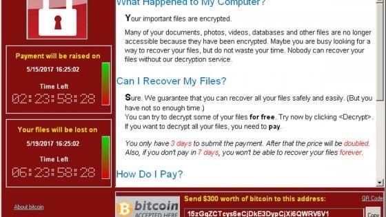 WanaDecrypt, ecco il metodo per liberare i pc attaccati da Wannacry senza pagare il riscatto
