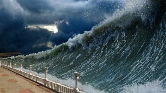 """Ecco Varion, l'algoritmo di un ricercatore italiano che """"capta"""" gli tsunami in tempo reale"""