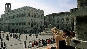 Perugia: peccati di gola  tra musica e passeggiate
