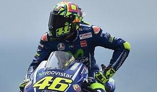 """MotoGp, Rossi in fiducia per Le Mans: """"Meglio di Jerez, ora attendo l'asciutto"""""""
