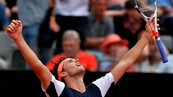 Tennis, Internazionali: Thiem, impresa contro Nadal. E' in semifinale