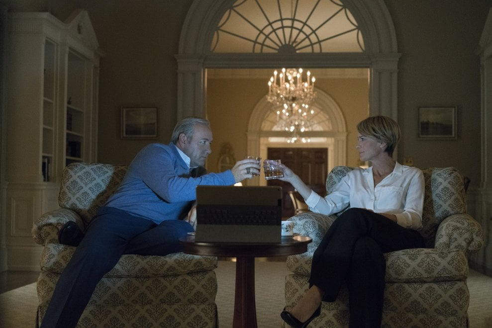 'House of cards', al via la quinta stagione