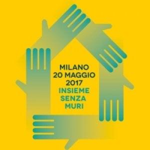 """""""Senza muri"""", a Milano si scende in piazza contro il """"vento dell'intolleranza"""""""