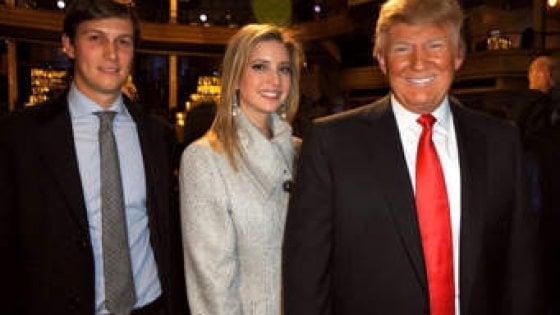 Russiagate, nel mirino degli investigatori esponente di spicco della Casa Bianca. Media: è il genero di Trump
