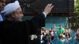 Iran, scelto il presidente: è Rouhani, il riformista. Vince con largo marginesul conservatore Raisi.
