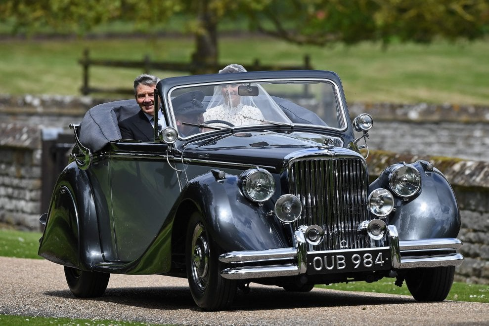 Gb, il matrimonio di Pippa Middleton e James Matthews: fotoracconto