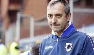 """Sampdoria, Giampaolo: """"Vogliamo il decimo posto"""""""