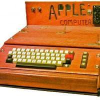 Leggendario computer Apple I venduto a soli 110.000 euro