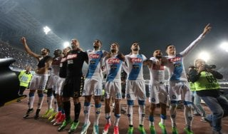 Napoli, record e certezze: ''Il futuro è nostro''