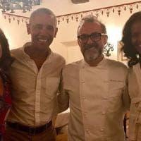 Bottura conquista Obama a tavola con i tortellini: il vero menu della cena in Toscana