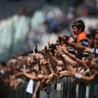 Juventus-Crotone, il film della partita