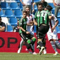 Sassuolo-Cagliari, il film della partita
