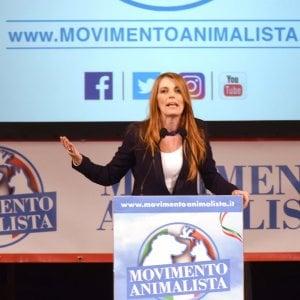 """Michela Brambilla: """"Con Berlusconi e il mio partito porterò gli animali nel Palazzo"""""""