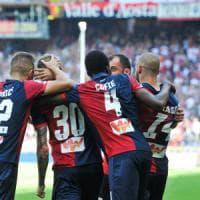 Genoa-Torino 2-1, Rigoni e Simeone firmano la salvezza