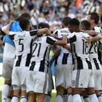 Juventus-Crotone 3-0: i gol di Mandzukic, Dybala e Alex Sandro fanno scattare