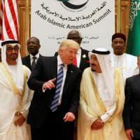 Trump d'Arabia