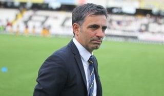 Verona, Pecchia pregusta la Serie A: ''Ripartiremo da Pazzini''