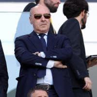 Juventus, Marotta: ''Allegri? Ci sono premesse per continuare. Ben venga