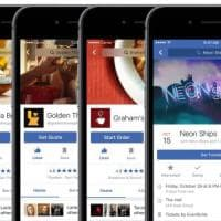 Food delivery, Facebook fa sul serio: il pranzo si ordina sul social
