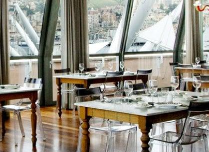 In una Liguria dove è difficile mangiar bene, l'eccezione del Marin di Genova