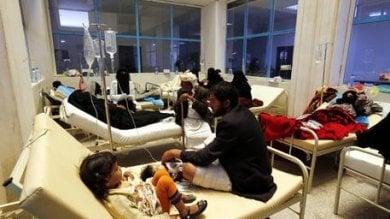 Yemen, il colera è ormai senza controllo: in 5 giorni sono i casi sono raddoppiati