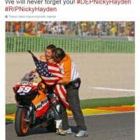 Addio Hayden: sui social l'ultimo saluto al pilota di Superbike