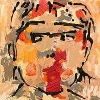 La gara dei pittori robot pittori: dipingono ritratti e paesaggi
