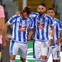 Pescara-Palermo 2-0: Muric e Mitrita regalano una gioia a Zeman
