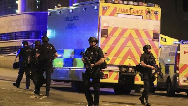 Attentato alla Manchester Arena