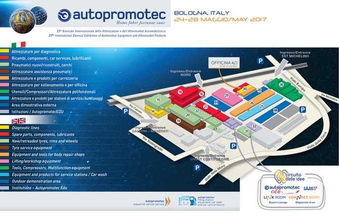 Autopromotec, l'altro motorshow di Bologna