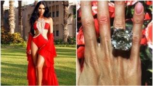 Il regalo dell'oligarca alla modella:un diamante da 8 milioni di euro
