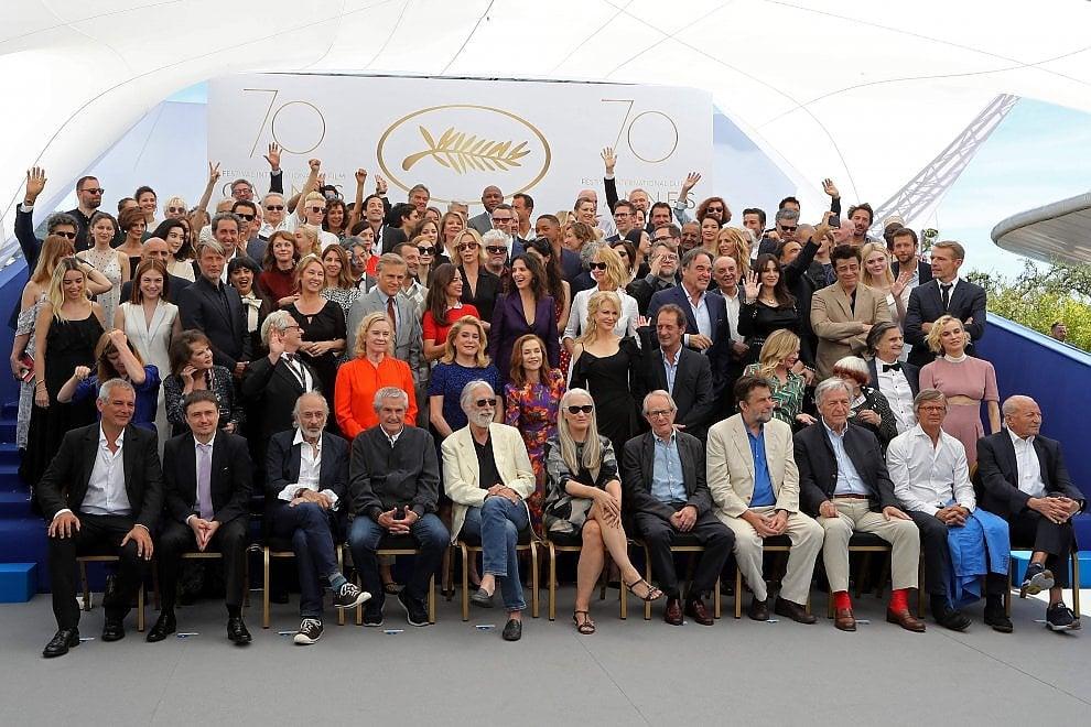 Cannes, il ritratto di famiglia del festival: in prima fila c'è Moretti