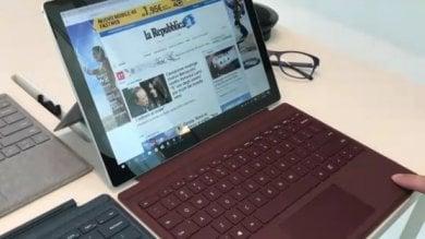 Arriva il nuovo Surface Pro: più ''portatile'' e creativo   foto