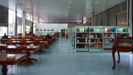 Biblioteca Nazionale di Roma, triste epilogo per gli scontrinisti: cacciati dopo la protesta