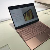 Huawei scopre i notebook, ecco i MateBook X e D