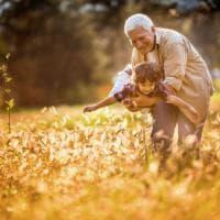 """""""Con i nonni i bambini potrebbero farsi più facilmente male"""""""