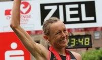 Morta triatleta Viellehner Investita da un camion