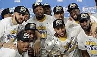 Golden State alle Finals San Antonio ancora ko