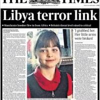 Attentato Manchester, le prime pagine dei quotidiani internazionali