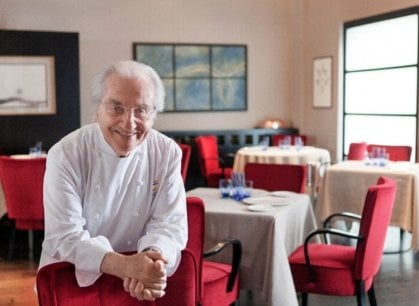 L'omaggio al Maestro arriva al cinema: a Cannes il film su Gualtiero Marchesi