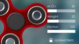 Fidget spinner, la febbre da trottola ora anche su smartphone