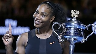Serena Williams in Silicon Valleyentra nel cda di SurveyMonkey