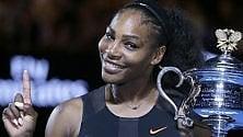 La tennista Serena Williams sbarca nella Silicon Valley