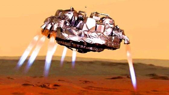 La verità su Schiaparelli: precipitato su Marte perché il software andò in tilt