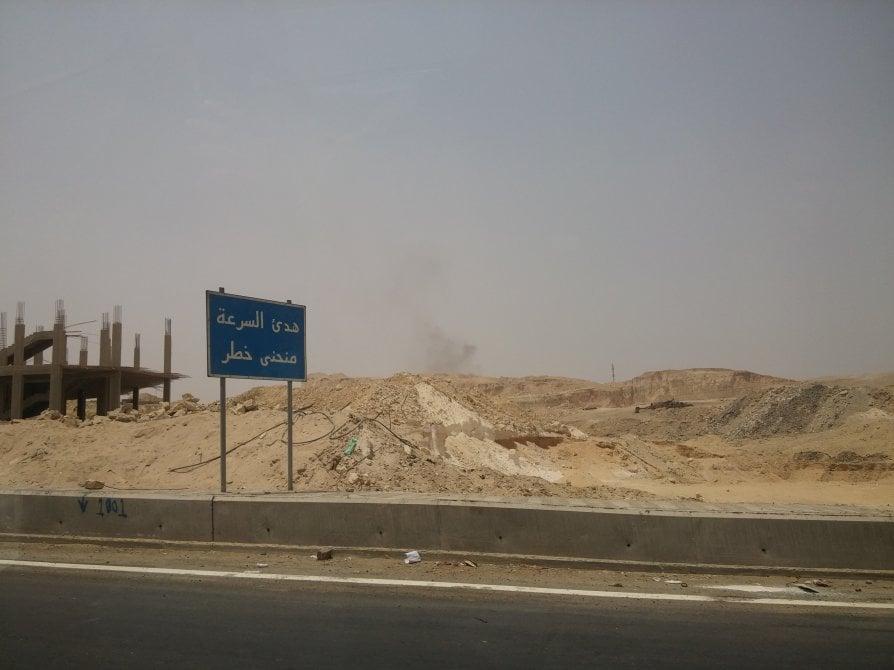 Il muro di sabbia: la battaglia per la verità su Giulio Regeni