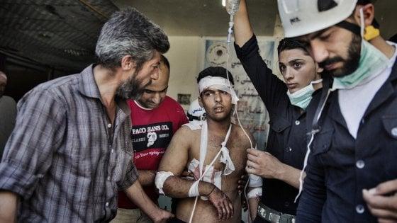 «Io, chirurgo londinese, riparo via Skype le vite di Aleppo»