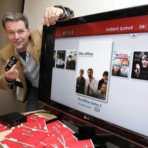 Netflix, il menù-tipo dell'abbonato:  commedie al mattino, drammi a pranzo, thriller la sera