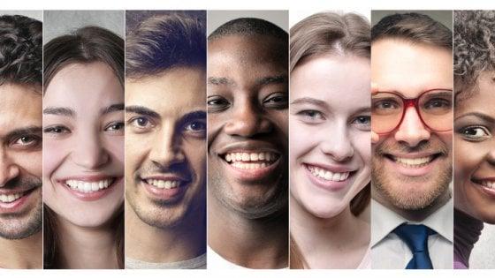 Chi ha detto che le donne sono più espressive degli uomini?