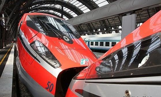 """Frecciarossa """"doppi"""" e pass alla giapponese: le novità Trenitalia per l'estate"""